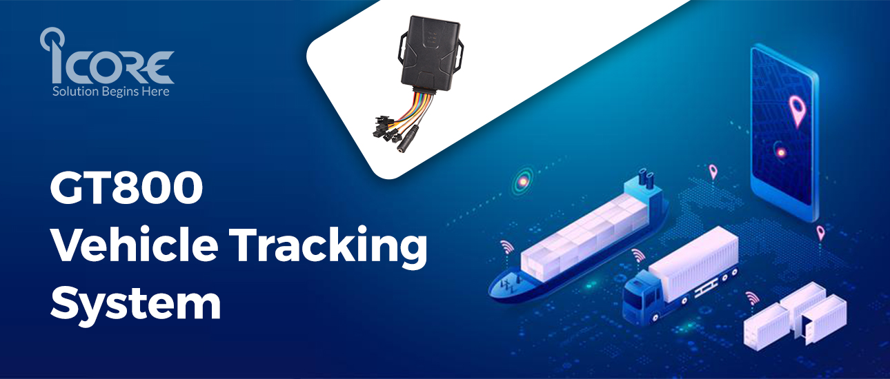 GT800 Vehicle Tracking System Company in Coimbatore