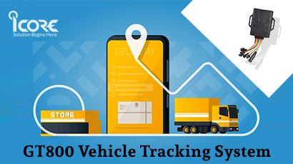 GT800 Vehicle Tracking System Services Coimbatore