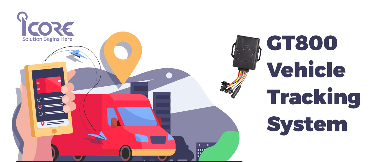GT800 Vehicle Tracking System Services