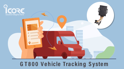 GT800 Vehicle Tracking System