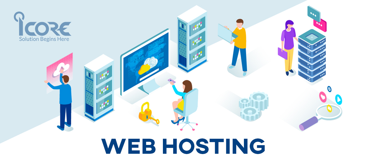 Web Hosting Company in Coimbatore